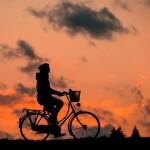 Upplev omgivningarna på cykel.