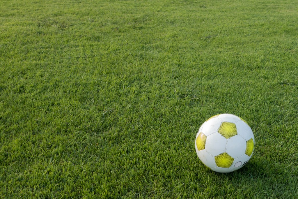 Passa på att utnyttja fotbollsplanen för era aktiviteter.