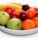 Fyll på energi med en frukt.